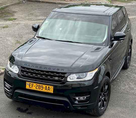Range rover à vendre